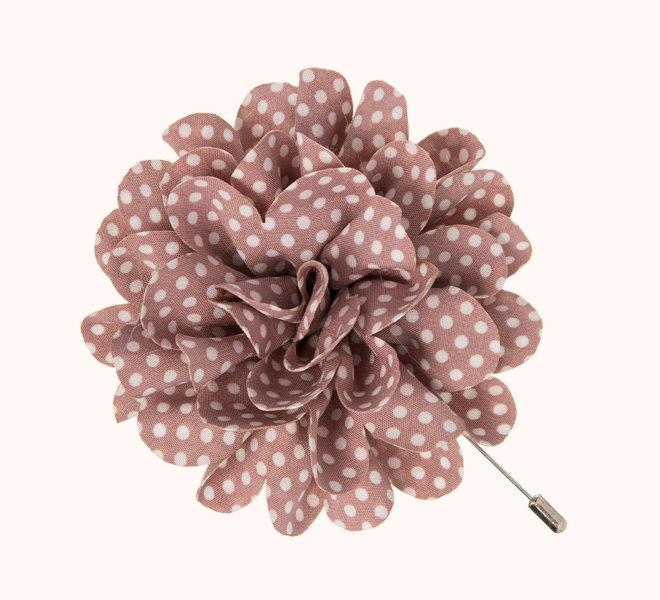complemento pelo chica flores topos textiles